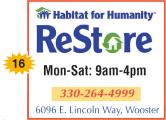 Habitat for Humanity - Restore