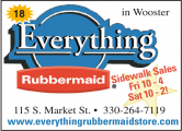 Everything Rubbermaid